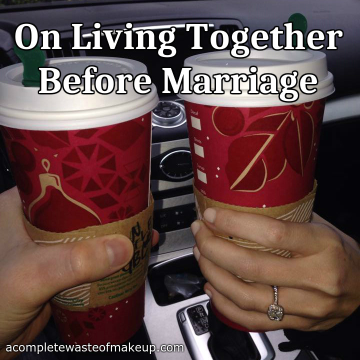 Should You Live Together Before Marriage