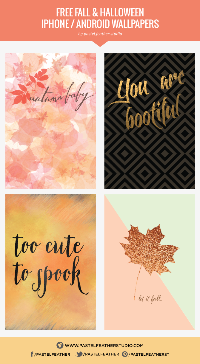 Favorite Fall Wallpapers - It Starts With Coffee - A ...