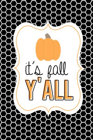 Favorite Fall Wallpapers - It Starts