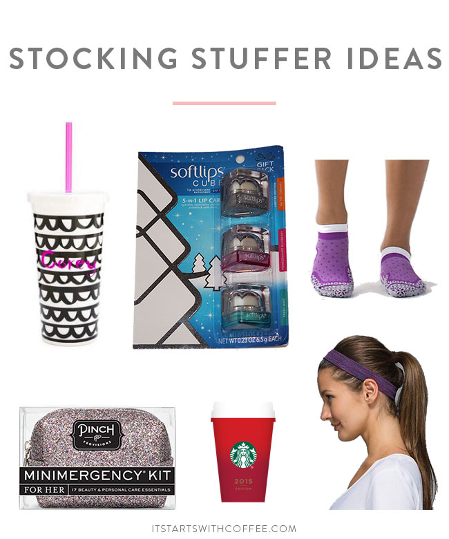 082219a3e4 Great Stocking Stuffer Ideas + Giveaway - It Starts With Coffee ...