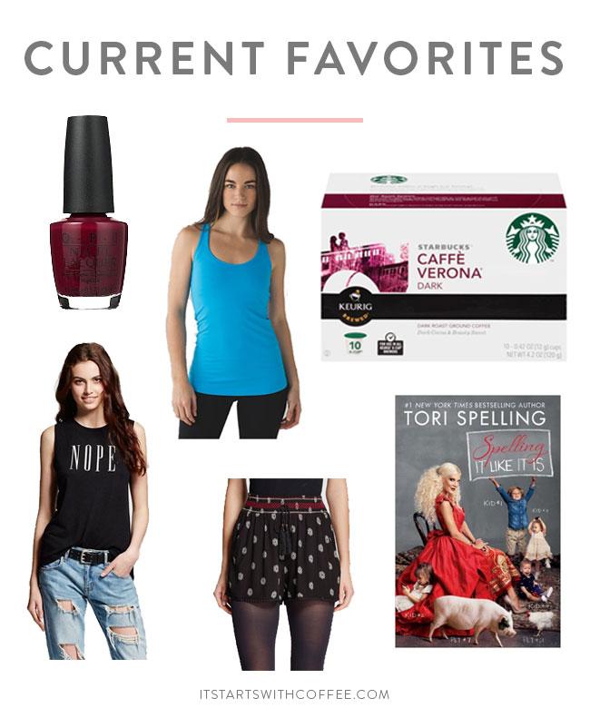 Current-Favorites