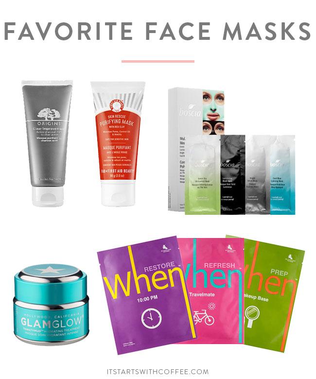 Favorite-Face-Masks