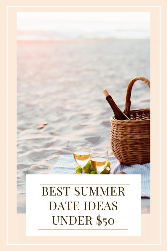 summer date ideas under $50