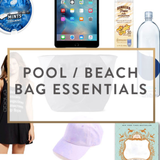 Pool and Beach Bag Essentials