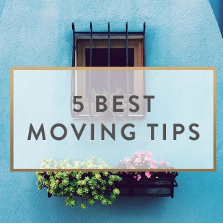 5 Best Moving Tips