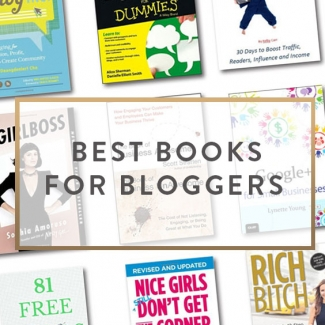 Best Books For Bloggers