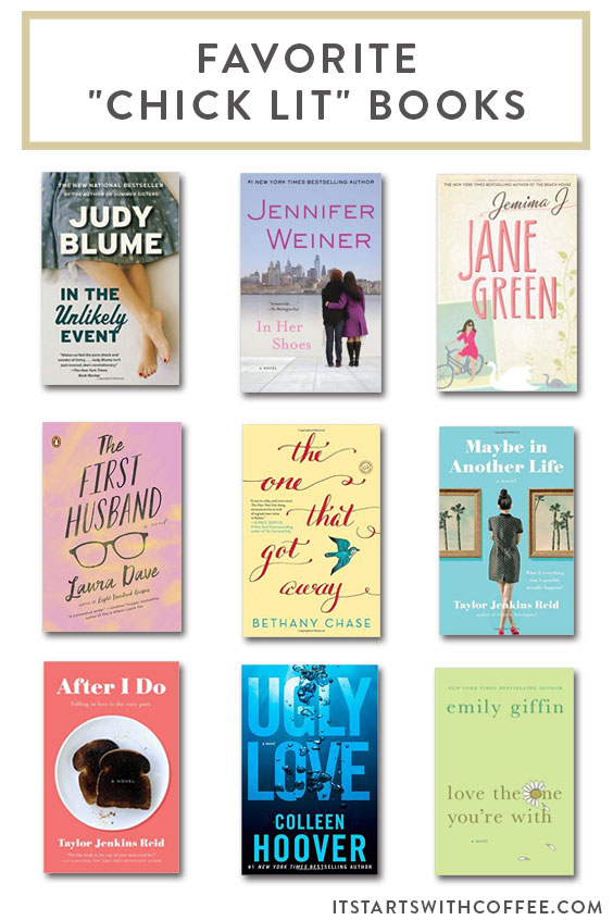 Favorite Chick Lit Books