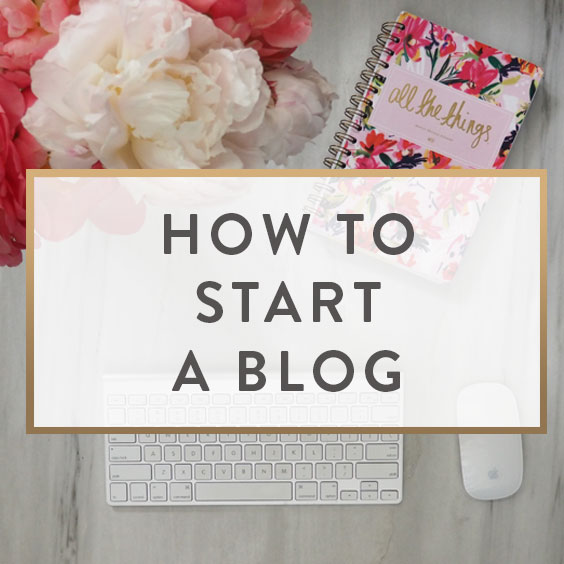 How To Start A Blog (And Be Successful)