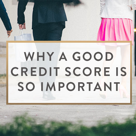 how to make a good credit score