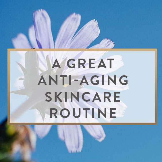 A Great Anti-Aging Skincare Routine