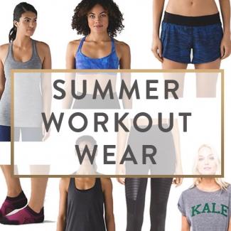 Summer Workout Wear
