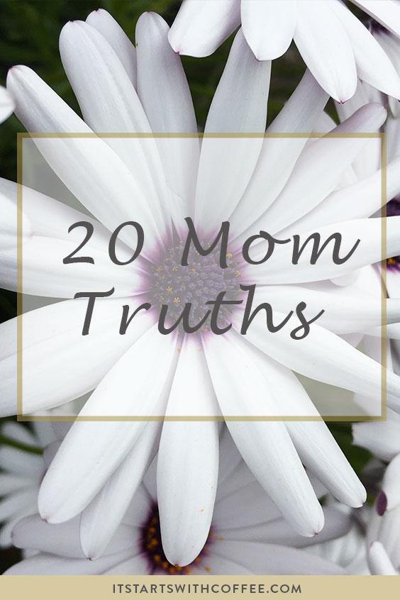 20 mom truths