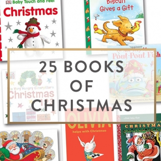 How To: The 25 Books Of Christmas