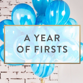 A Year Of Firsts