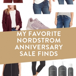 My Favorite Nordstrom Anniversary Sale Finds