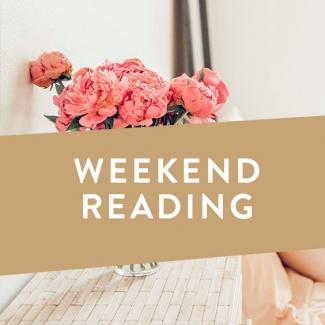 Weekend Reading Vol. 20