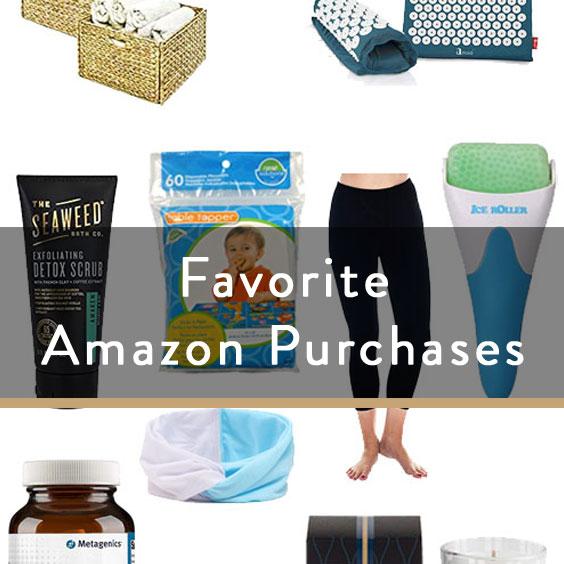 Favorite Amazon Purchases