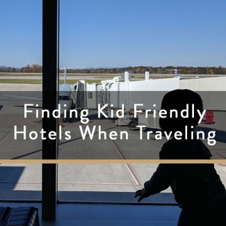 Finding Kid Friendly Hotels When Traveling