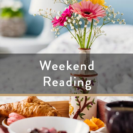 Weekend Reading Vol. 60