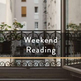 Weekend Reading Vol. 52