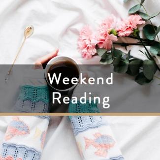 Weekend Reading Vol. 36