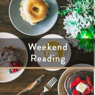 Weekend Reading Vol. 35