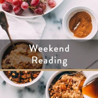 Weekend Reading Vol. 48