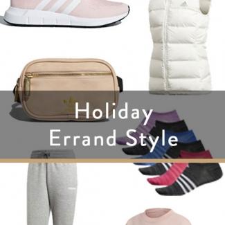 Holiday Errand Style