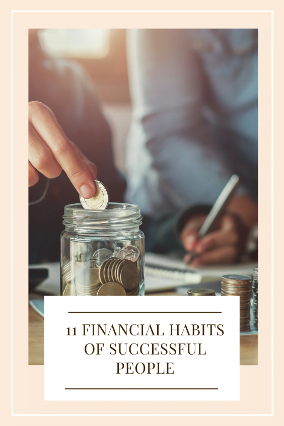 Financial Habits Of Successful People