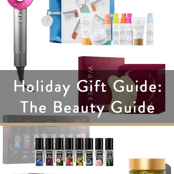 Holiday Gift Guide: The Beauty Guide