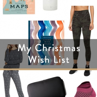 My 2019 Christmas Wish List