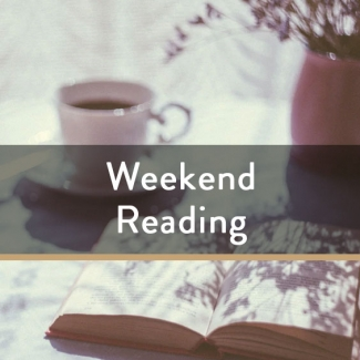 Weekend Reading Vol. 66