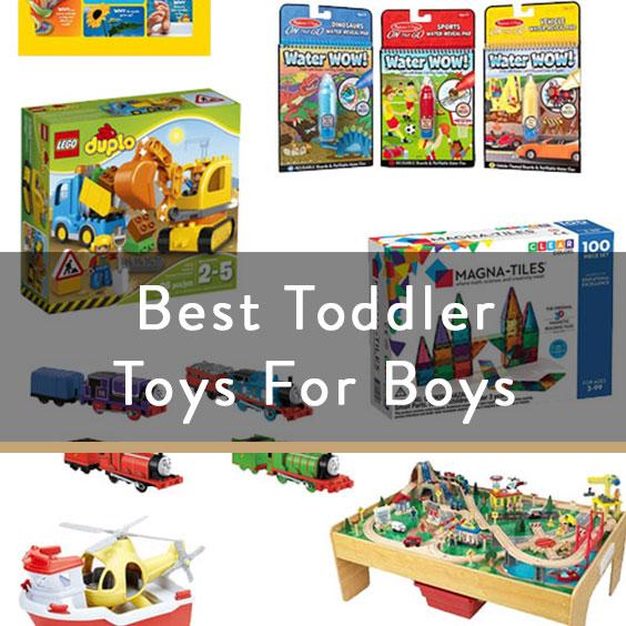 Best Toddler Toys For Boys