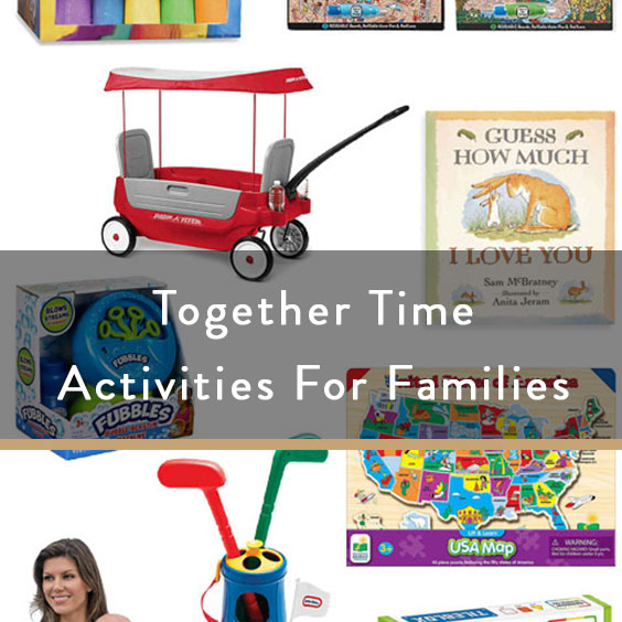Together Time Activities For Families