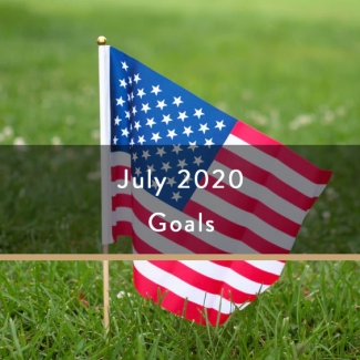 July 2020 Goals