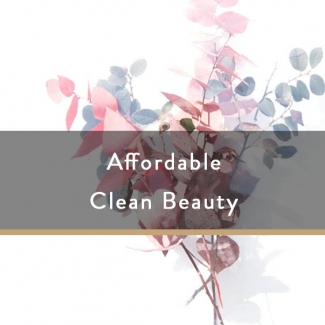 Affordable Clean Beauty