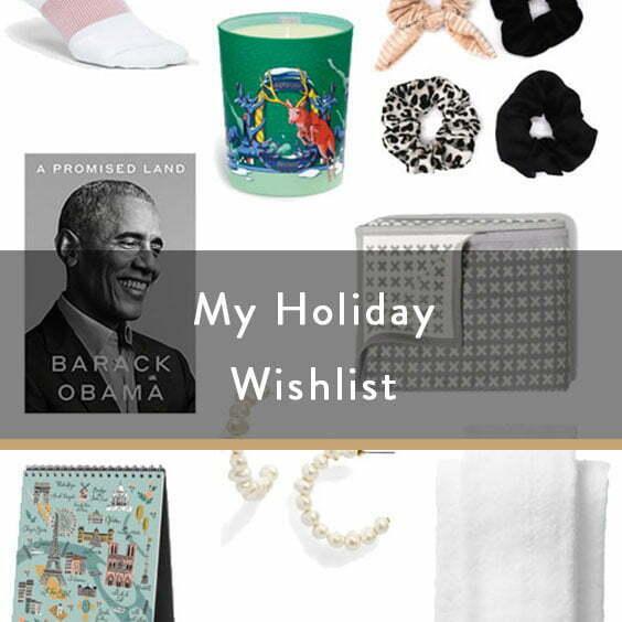 My Holiday Wishlist