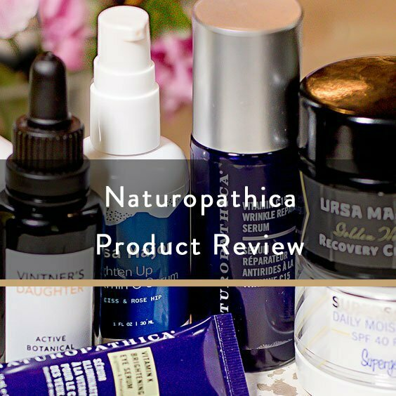 Naturopathica Product Review
