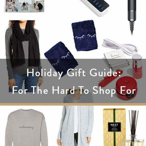 Holiday Gift Guide: Gifts For The Hard To Shop For
