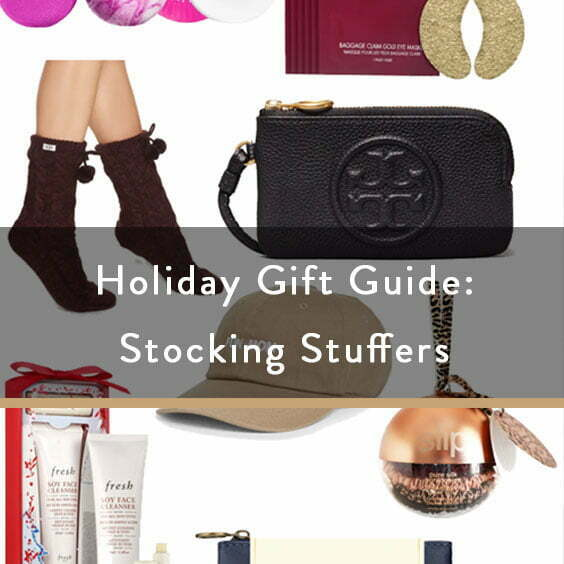 Holiday Gift Guide: Stocking Stuffers + Visa Gift Card Giveaway