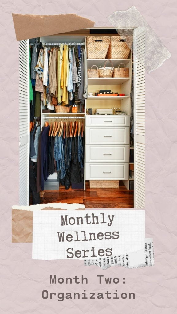 monthly wellness series