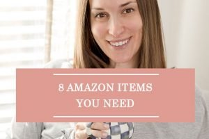 8 Amazon Items You Need