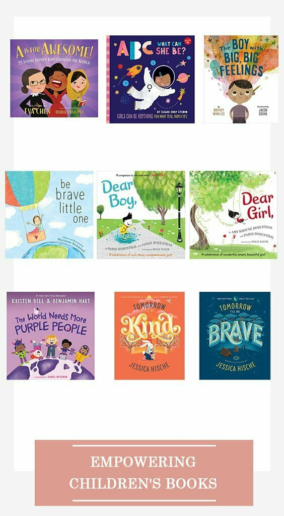 empowering children's books
