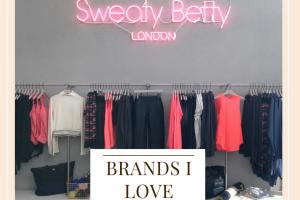 Brands I Love: Sweaty Betty