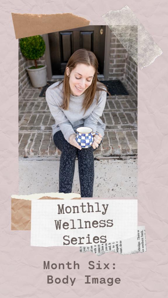 monthly wellness series