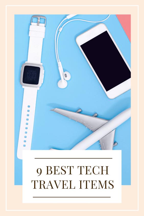 best travel tech items