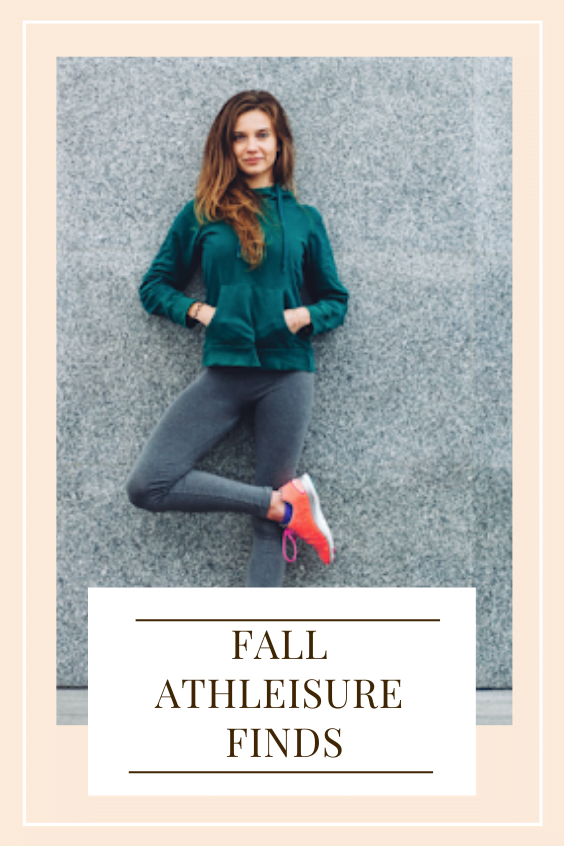 fall athleisure finds