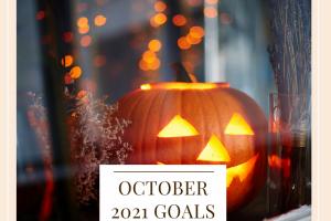 October 2021 Goals